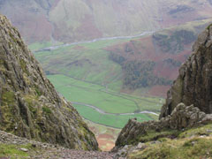 Langdale from Pike O Stickle